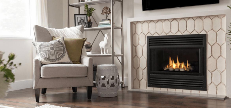 35 Stunning Fireplace Tile Ideas, Fireplace Hearth Tile Ideas