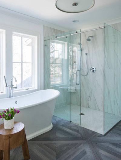 33 Master Bathroom Ideas | Sebring Design Build | Bathroom Remodeling