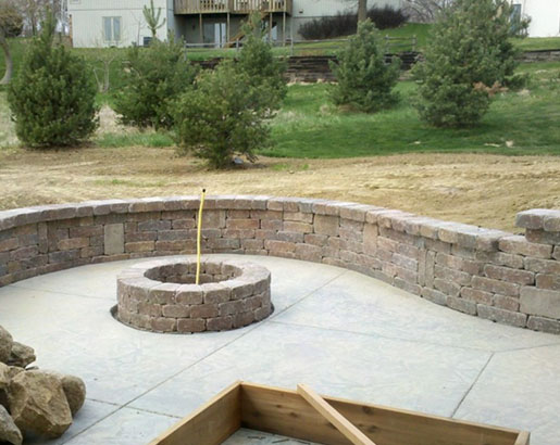 51 Really Cool Retaining Wall Ideas, How To Build A Retaining Wall Around Patio