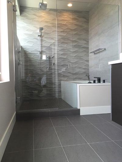 41 Small Master Bathroom Design Ideas, Narrow Master Bathroom Remodel