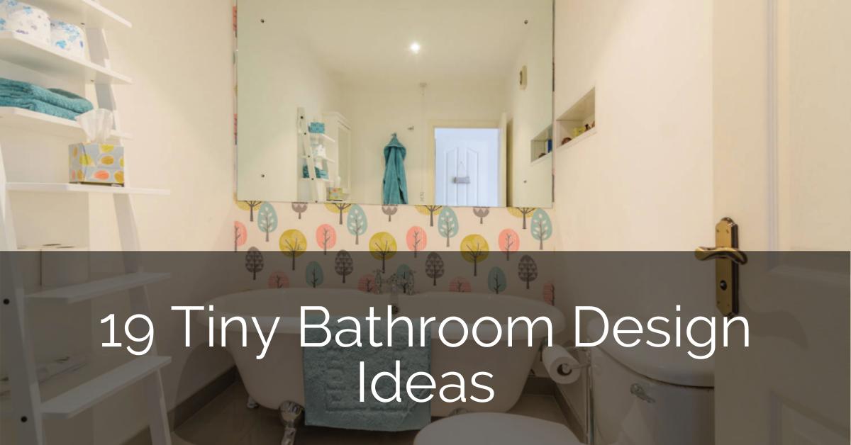 Artificial Grass Balcony Ideas, 19 Tiny Bathroom Ideas To Inspire You Sebring Design Build