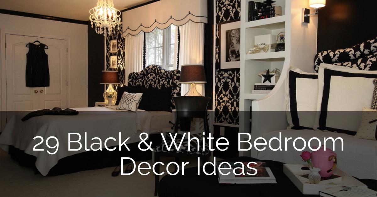 Black-And-White-Bedroom-Featured-Sebring-Design-Build