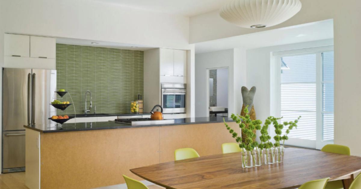 Green Tile Ideas