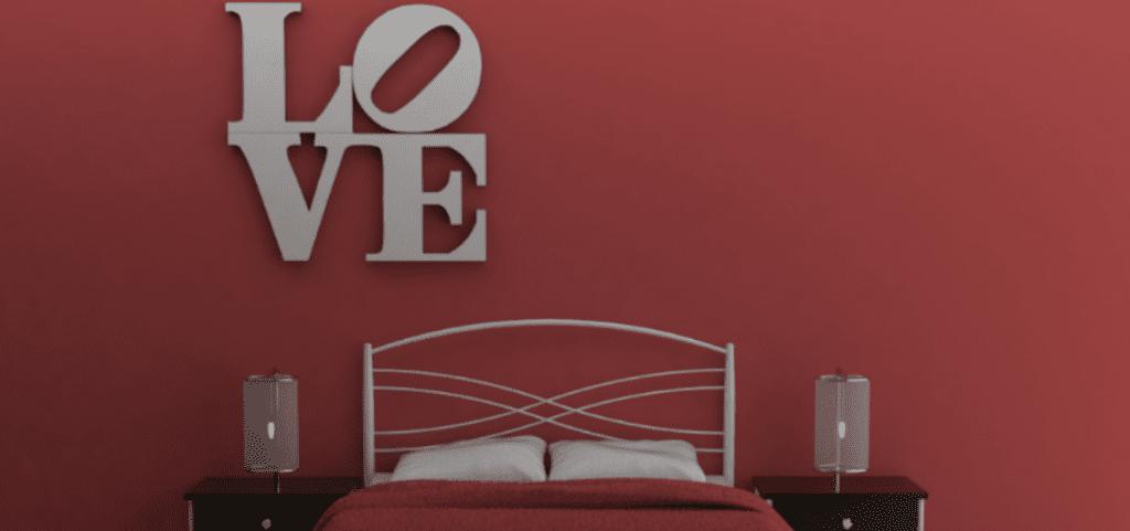 29 Red Bedroom Decor Ideas | Sebring Design Build