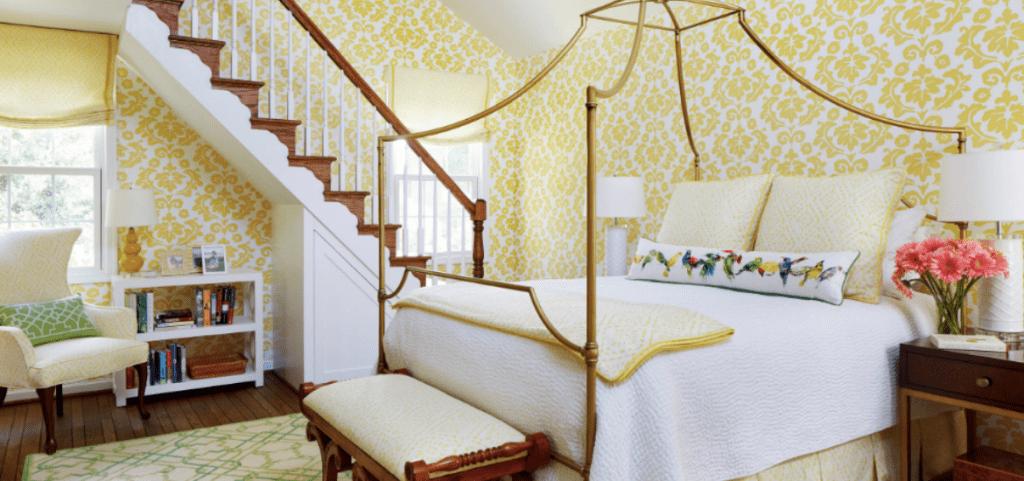 29 Yellow Bedroom Decor Ideas Sebring, Yellow Bedroom Furniture