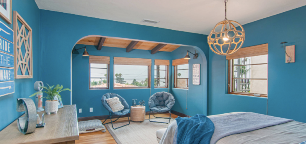 29 Blue Bedroom Decor Ideas Sebring