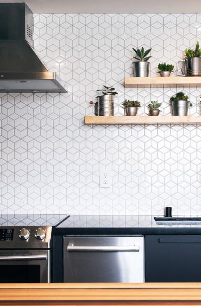 23 Geometric Tile Design Ideas For Kitchen Bath Sebring Build