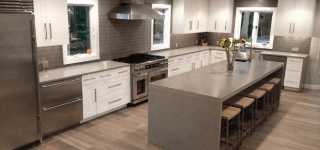 31 Modern Concrete Countertops