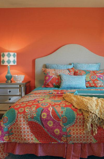 Orange-Bedroom-Walls-Decor-Ideas-Sebring-Design-Build