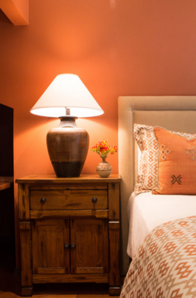Orange Bedroom Decor Ideas Sebring Design Build
