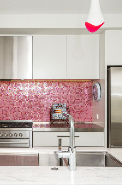 23 Pink Tile Design Ideas For Your Kitchen Bath Sebring Design Build