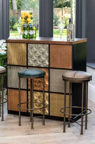23 Kitchen Bar Copper Countertop Design Ideas Sebring Design Build