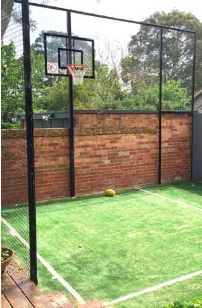 27 Outdoor Home Basketball Court Ideas | Sebring Design Build