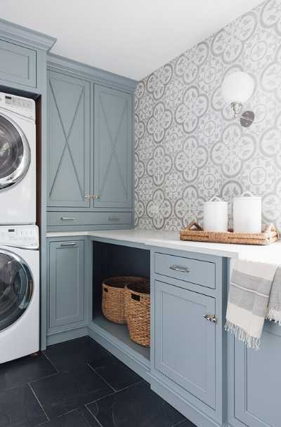 37 Modern Farmhouse Laundry Room Ideas Sebring Design Build