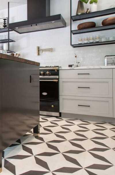 23 Black White Tile Design Ideas Sebring Build