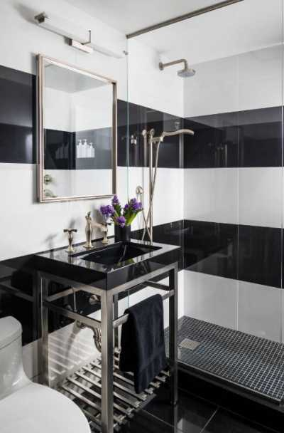 23 Black White Tile Design Ideas Sebring Design Build