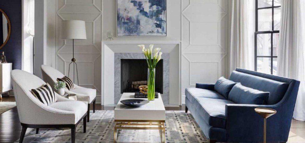 17 Blue Living Room Decor Ideas Sebring Design Build