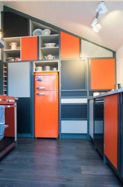 burnt-orange-kitchen-cabinet-ideas