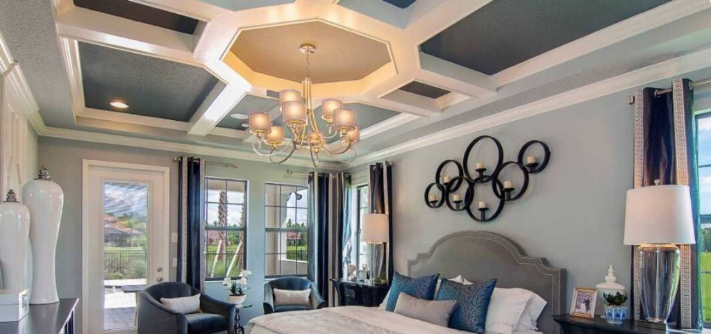 31 Coffered Ceiling Design Ideas