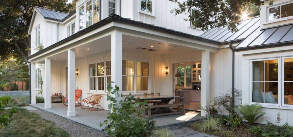 17 Modern Farmhouse Wrap Around Porch, Modern Farmhouse Plans With Wrap Around Porches