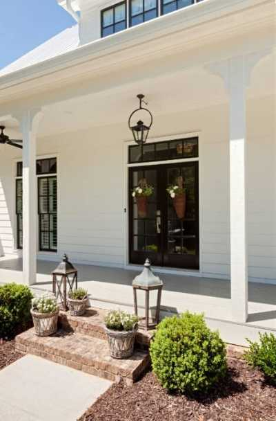 17 Modern Farmhouse Wrap Around Porch Ideas Sebring Design Build