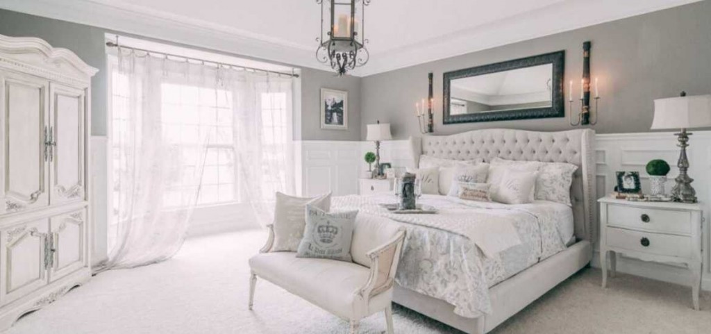 27 Shabby Chic Bedroom Ideas Sebring