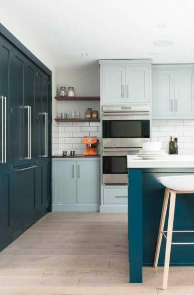 23 Teal Kitchen Cabinet Ideas Sebring Design Build