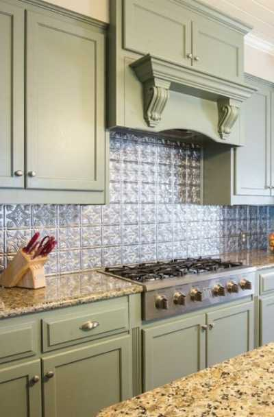 23 tin backsplash design ideas for your kitchen