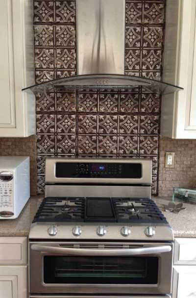 23 Tin Backsplash Design Ideas For Your Kitchen Sebring Design Build