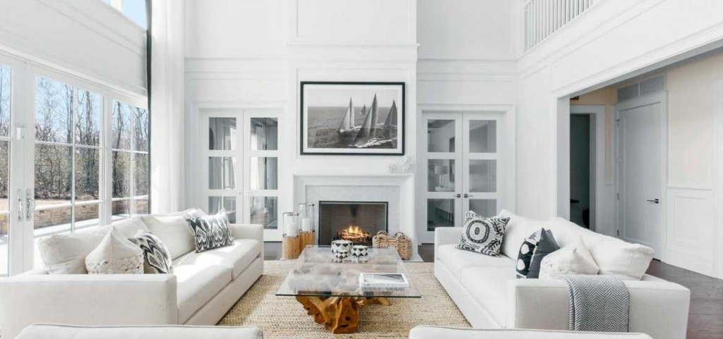 17 White Living Room Decor Ideas Sebring Design Build,Simple Embroidery Designs For Neck Blouse