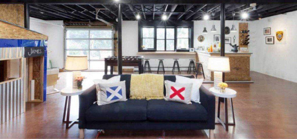 29 Unfinished Basement Design Ideas Sebring Design Build