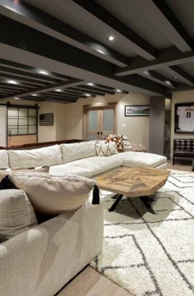 39 Basement Ceiling Design Ideas Sebring Design Build