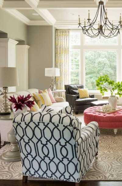 Grey And White Decor Living Room  from sebringdesignbuild.com