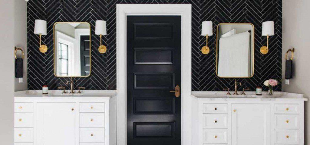 23 Black Tile Design Ideas For Your Kitchen Bath Sebring Design Build