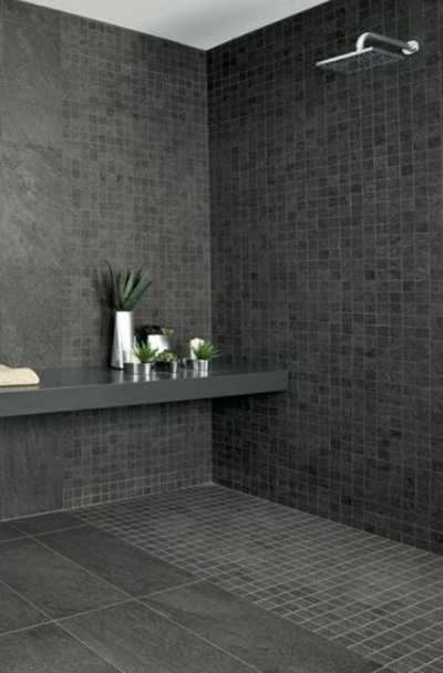 23 Black Tile Design Ideas For Your Kitchen & Bath | Sebring Design Build