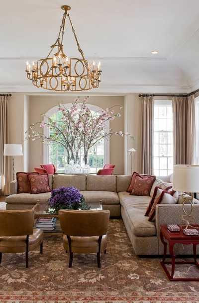 Decorating Brown Living Room Ideas Leadersrooms