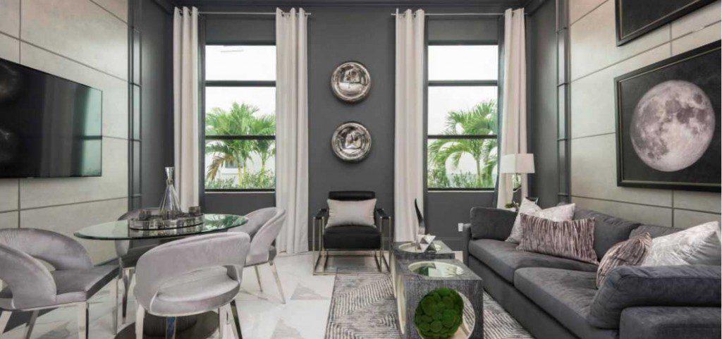 17 Gray Living Room Decor Ideas, Gray Living Rooms