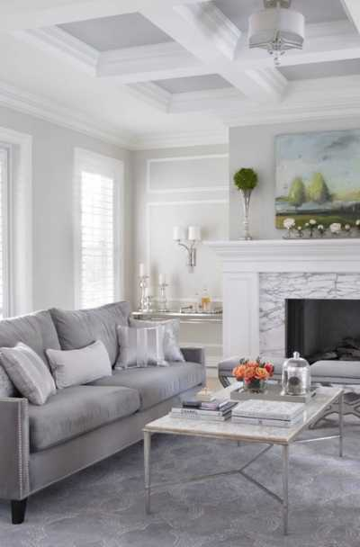 17 Gray Living Room Decor Ideas Sebring Design Build