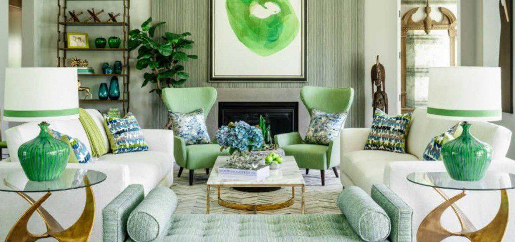 17 Green Living Room Decor Ideas Sebring Design Buid