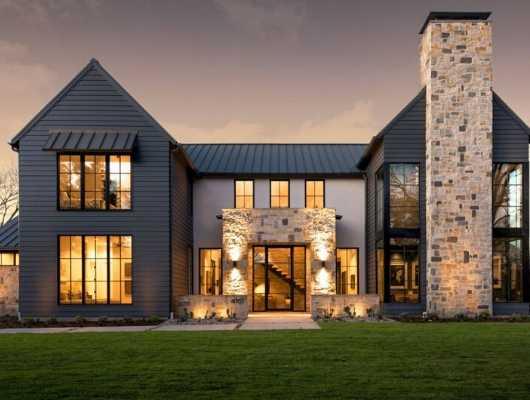 35 Modern Farmhouse Exterior Home Ideas Sebring Design Build