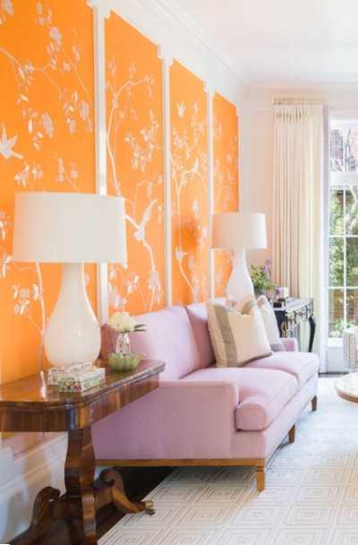 17 Orange Living Room Decor Decor Ideas Sebring Design Buid