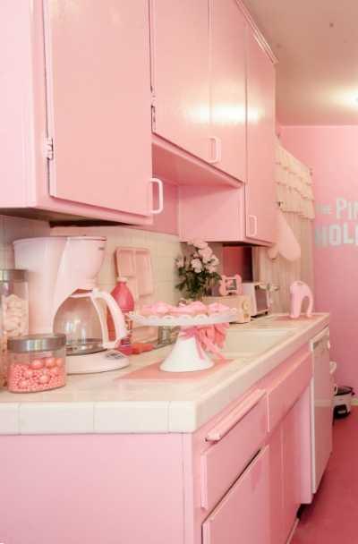 23 Pink Kitchen Cabinet Ideas Sebring Design Build