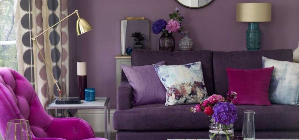 17 Purple Living Room Decor Ideas Sebring Design Build