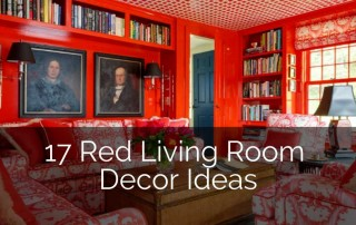 red-color-living-room-decor-ideas