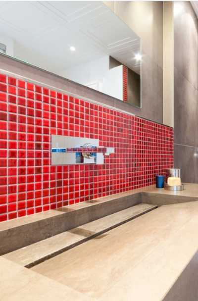 Red Tile Design Ideas For Your Kitchen