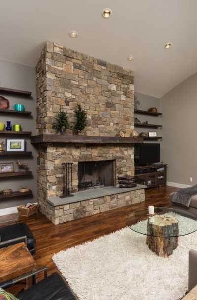 37 Stone Fireplace Ideas Sebring Design Build