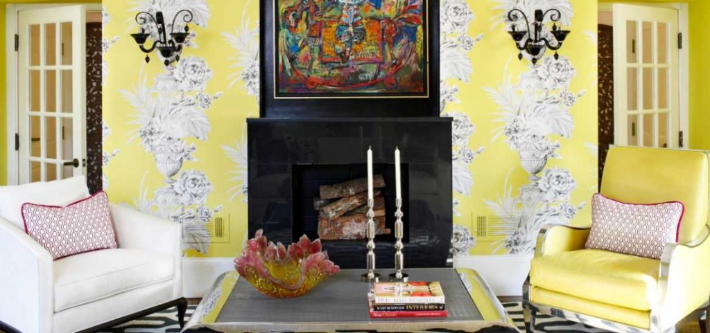 17 Yellow Living Room Decor Ideas Sebring Design Build