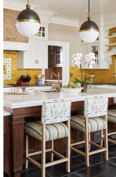 23 Yellow Tile Design Ideas For Your Kitchen Bath Sebring Design Build