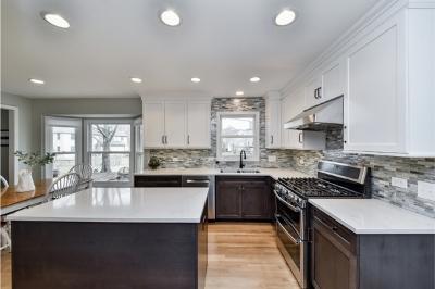 Naperville Kitchen Remodel