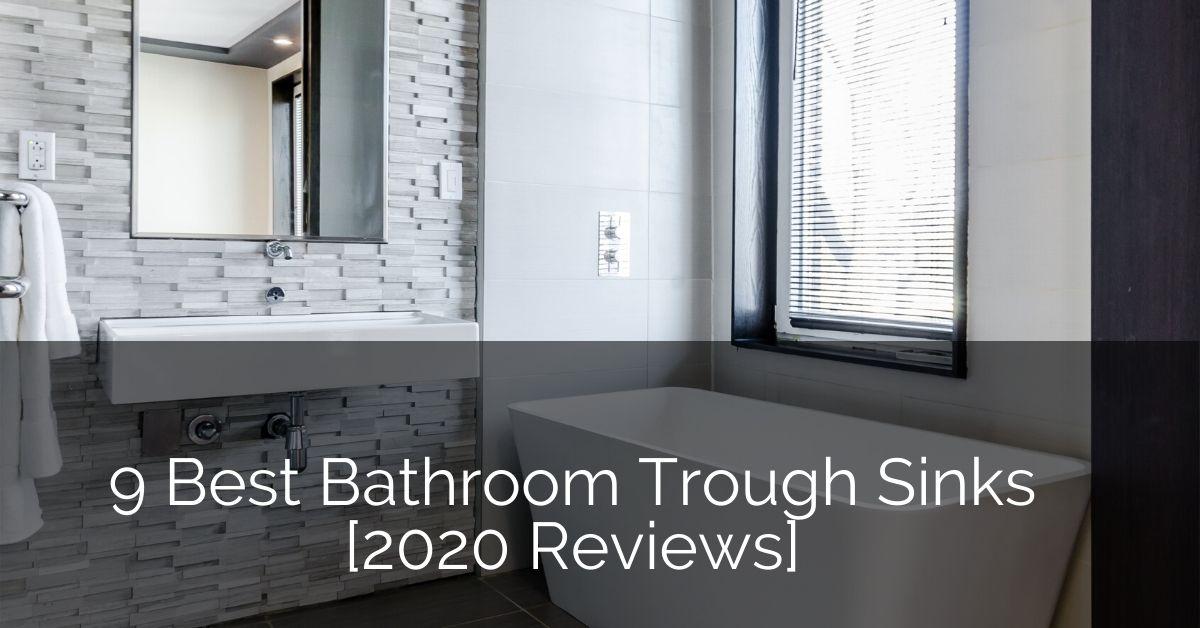 Picture of: 9 Best Bathroom Trough Sinks 2020 Reviews Home Remodeling Contractors Sebring Design Build